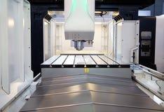 CNC machinecentrum stock afbeelding