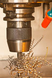 Cnc-Maschine stockfotos