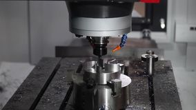 CNC maszyna zdjęcie wideo