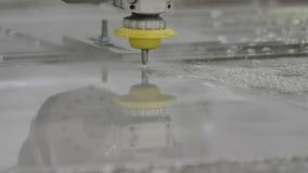 CNC maszyna dla waterjet zdjęcie wideo