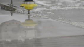 CNC maszyna dla waterjet zbiory