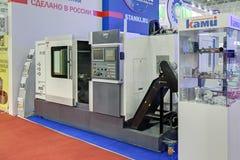 CNC maszynowy narzędzie DMTG Zdjęcia Stock