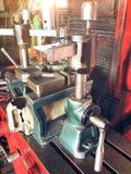 Cnc maszyny pracować Fotografia Stock