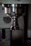 Cnc metal milling machine Stock Images