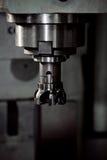 Cnc metal milling machine Stock Images