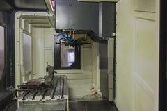CNC Milling Machine  Royalty Free Stock Image