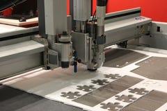 CNC punching machine Stock Photography