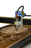 CNC Router Royalty Free Stock Photo