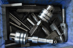 CNC tools Royalty Free Stock Photography