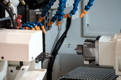 CNC turning center Royalty Free Stock Photography