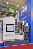 CNC werktuigmachine DMTG Royalty-vrije Stock Afbeelding