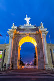The CNE Arch in Toronto Royalty Free Stock Photos