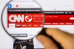 CNN Royalty Free Stock Photography