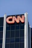 CNN Building Exterior Stock Photos