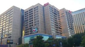 Cnn headquarters in atlanta georgia Stock Images