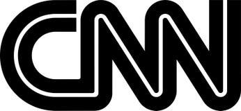 Cnn-logonyheterna vektor illustrationer