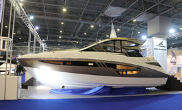 CNR欧亚大陆小船展示 免版税图库摄影