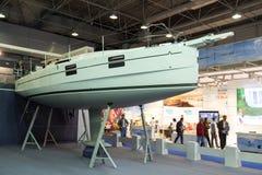 CNR Avrasya小船展示 库存照片