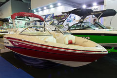 CNR Avrasya Boat Show Royalty Free Stock Photos