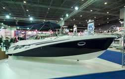 CNR Avrasya Boat Show Stock Photo