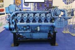 CNR Eurasia Boat Show Stock Image