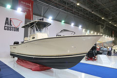 CNR Eurasia Boat Show Stock Photography