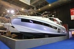 CNR Eurasia Boat Show Stock Photo