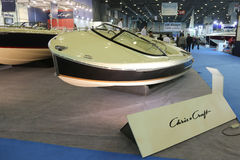 CNR Eurasia Boat Show Royalty Free Stock Photo
