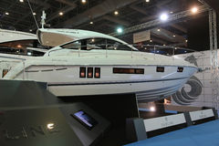 CNR Eurasia Boat Show Royalty Free Stock Photography