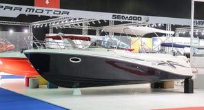 CNR Eurasia Boat Show Royalty Free Stock Image