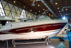 CNR International Eurasia Boat Show Royalty Free Stock Image