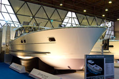 CNR International Eurasia Boat Show Stock Images