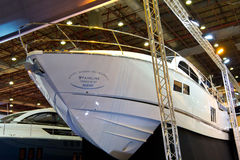CNR International Eurasia Boat Show Royalty Free Stock Images
