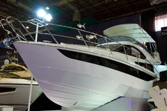 CNR International Eurasia Boat Show Stock Photos
