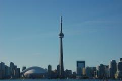 CNT à Toronto Photo libre de droits