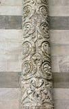 Собор Сен-Мартен Лукки Лукки Тосканы Италии стоковые изображения rf