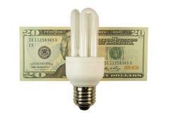 coûtez l'énergie photographie stock libre de droits