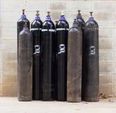 CO2-Behälter Stockfotos