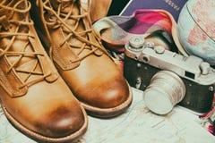 Co brać dla wycieczki Fotografia Stock