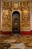 Co-cattedrale di John's del san di arché, Malta immagine stock