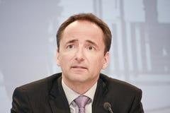 Co-CEOs de SAP Images libres de droits