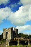 Co. Clare Ierland van het Kasteel van Bunratty Royalty-vrije Stock Foto's