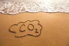 CO2 concept Stock Photos