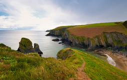 Co.Cork Coastline Royalty Free Stock Images