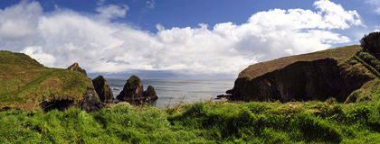 Co.Cork Coastline Royalty Free Stock Image