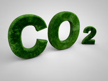 CO2 Stock Image