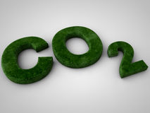 CO2 Royalty Free Stock Images