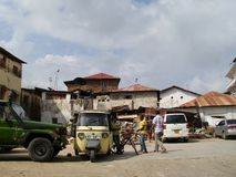 Co iść dalej? Zanzibar Obraz Royalty Free