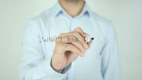 Co jest Twój planem dla emerytura? , Pisać Na Przejrzystym ekranie zdjęcie wideo