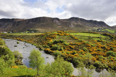 Co.Kerry Landscape Royalty Free Stock Photo